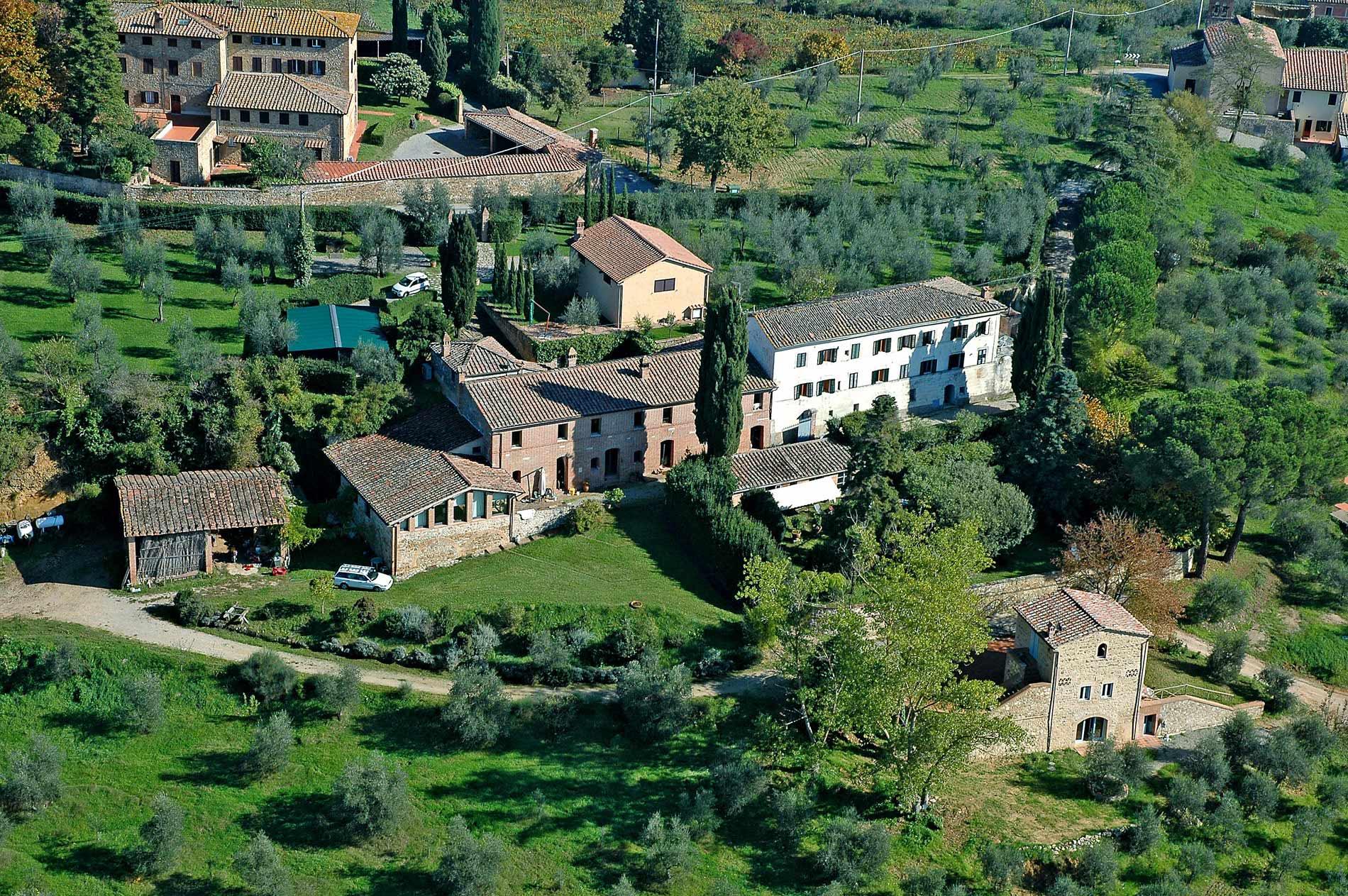 Vivere la Toscana in Villa